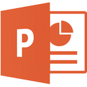 A Microsoft Powerpoint file